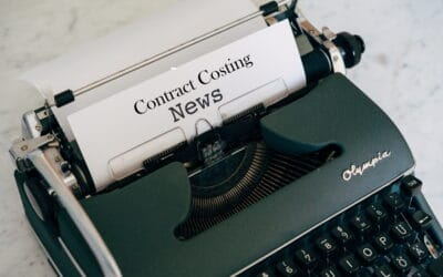 Unprecedented Contract Costing Growth for 2021