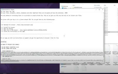 Ransomware Rollback Demo